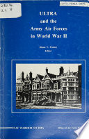 ULTRA and the Army Air Forces in World War II