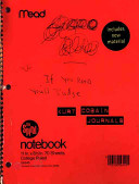 Kurt Cobain Books, Kurt Cobain poetry book