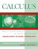 Calculus Multivariable [Pdf/ePub] eBook