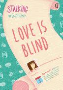Love is Blind - Stalking (Snackbook) Pdf/ePub eBook