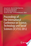 Proceedings Of The International Conference On Science Technology And Social Sciences Icstss 2012