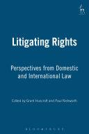 Litigating Rights