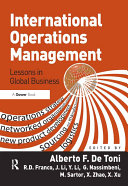 Pdf International Operations Management