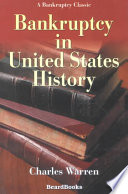 Bankruptcy in United States History Book PDF