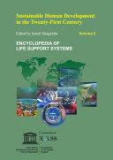 Sustainable Human Development in the Twenty First Century   Volume II