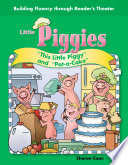 RT Nursery Rhymes  Little Piggies 6 Pack with Audio