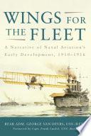 Wings for the Fleet