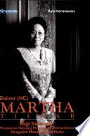 Doktor (HC) Martha Tilaar