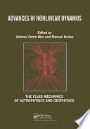 Advances in Nonlinear Dynamos Book