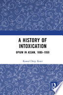 A History of Intoxication