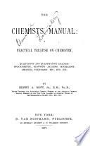 The Chemist's Manual