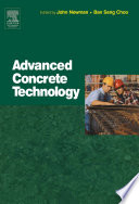 Book Cover: Advanced Concrete Technology