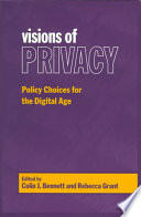 Visions of Privacy