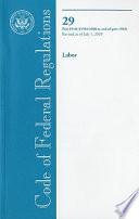 Code Of Federal Regulations Title 29 Labor Pt 1910 Sec 1910 1000 End Of Pt 1910 Revised As Of July 1 2010