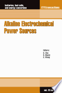 Alkaline Electrochemical Power Sources