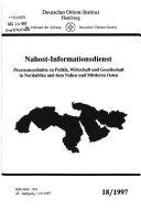 Nahost Informationsdienst
