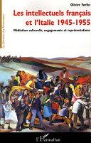 Pdf Les intellectuels français et l'Italie 1945-1955 Telecharger