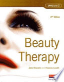 """Level 2 Beauty Therapy"" by Jane Hiscock, Frances Lovett"