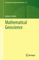 Mathematical Geoscience