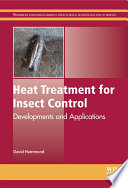 Heat Treatment for Insect Control Book