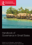Handbook of Governance in Small States