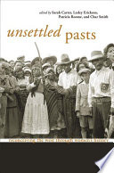 Unsettled Pasts Book