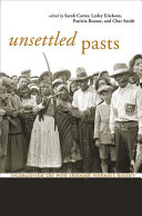 Unsettled Pasts