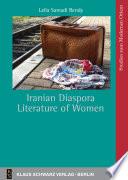 Iranian Diaspora Literature of Women Book PDF