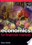 Economics For Financial Markets Book PDF