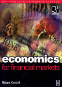 Economics for Financial Markets Pdf/ePub eBook