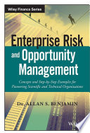 Enterprise Risk and Opportunity Management
