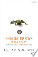 Bringing Up Boys Bible Study