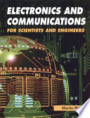 Electronics And Communications For Scientists And Engineers Book PDF