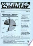 Wireless cellular newsletter