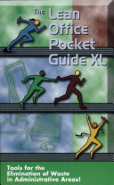 The Lean Office Pocket Guide XL