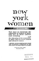 New York Women and Their Changing World