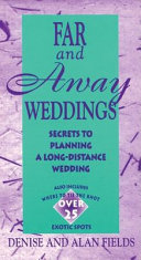 Far And Away Weddings Book