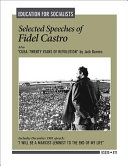 Selected Speeches of Fidel Castro Book