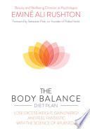 The Body Balance Diet Plan Book PDF