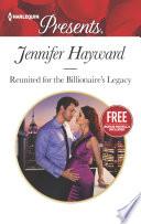 Reunited for the Billionaire's Legacy: Christmas at the Castello (Bonus Novella) Pdf/ePub eBook