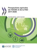 Pdf Perspectives agricoles de l'OCDE et de la FAO 2017-2026 Telecharger