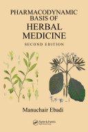 Pharmacodynamic Basis of Herbal Medicine, Second Edition