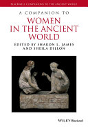 A Companion to Women in the Ancient World - Seite 549