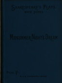 Shakespeare s Midsummer Night s Dream