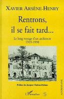 RENTRONS, IL SE FAIT TARD... Pdf/ePub eBook