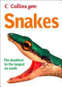 Snakes  Collins Gem