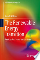 The Renewable Energy Transition