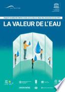 Rapport mondial des Nations Unies sur la mise en valeur des ressources en eau 2021