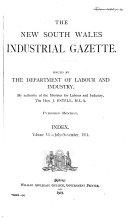 Industrial Gazette Book