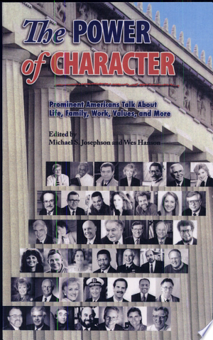 Download The Power of Character Free Books - Read Books